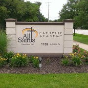 all saints catholic academy naperville