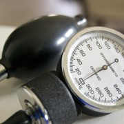 St. Thomas offers blood pressure screenings most weekends right after mass.